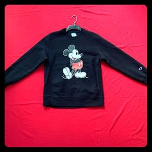Champion X Mickey Mouse Sweater